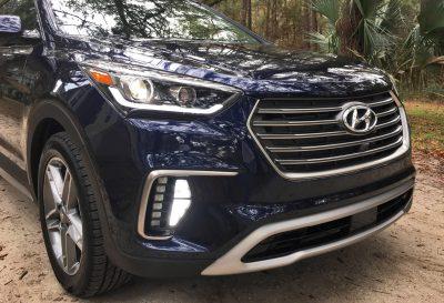2018 Hyundai Santa Fe Ultimate LWB 38