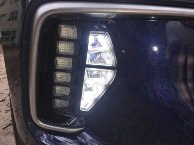 2018 Hyundai Santa Fe Ultimate LWB 40