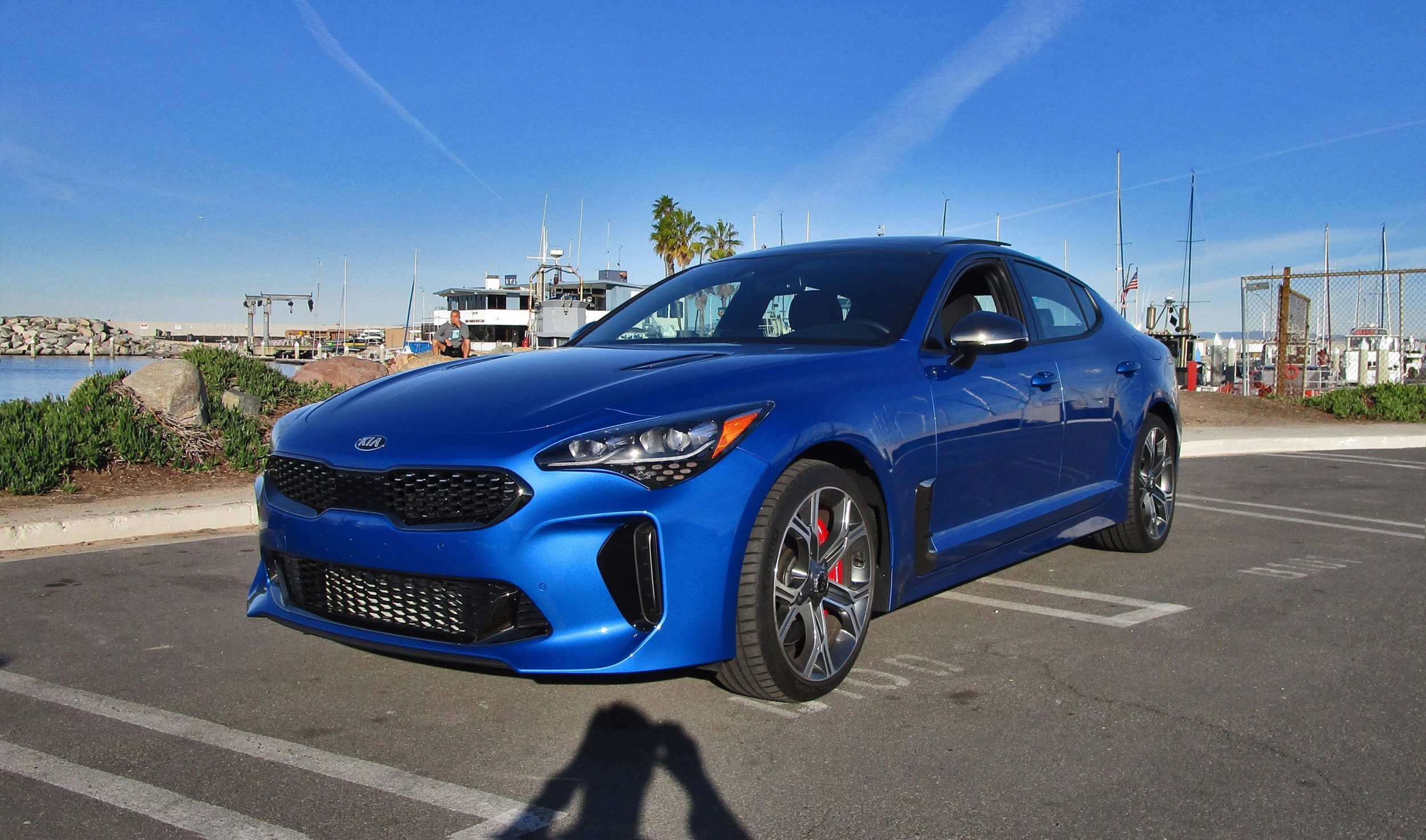 2018 Kia Stinger Gt1 Rwd V6tt Road Test Review By Ben