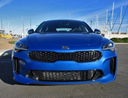 2018 Kia Stinger GT1 RWD V6TT – Road Test Review – By Ben Lewis