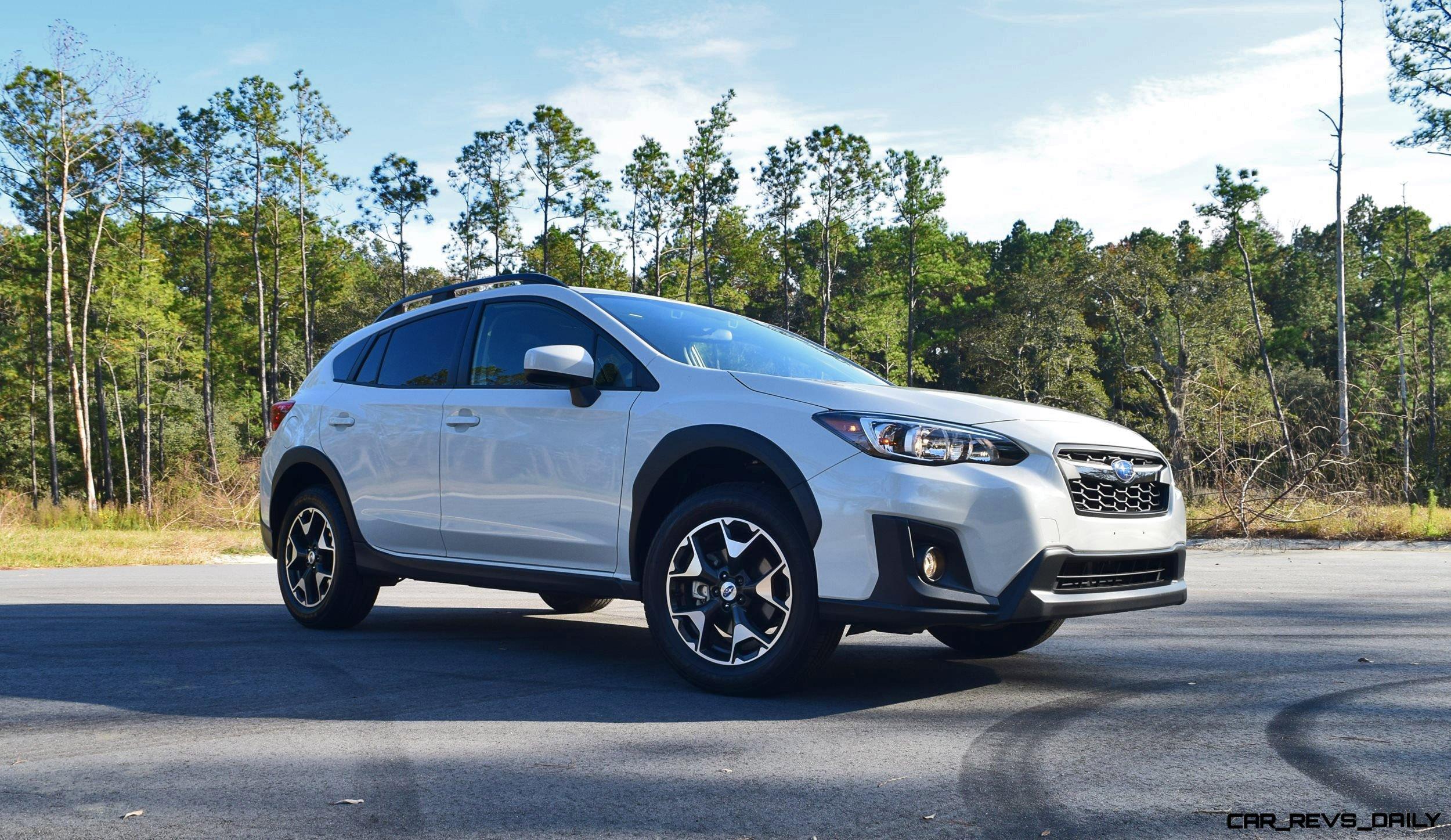 2018 Subaru CrossTrek Review 11