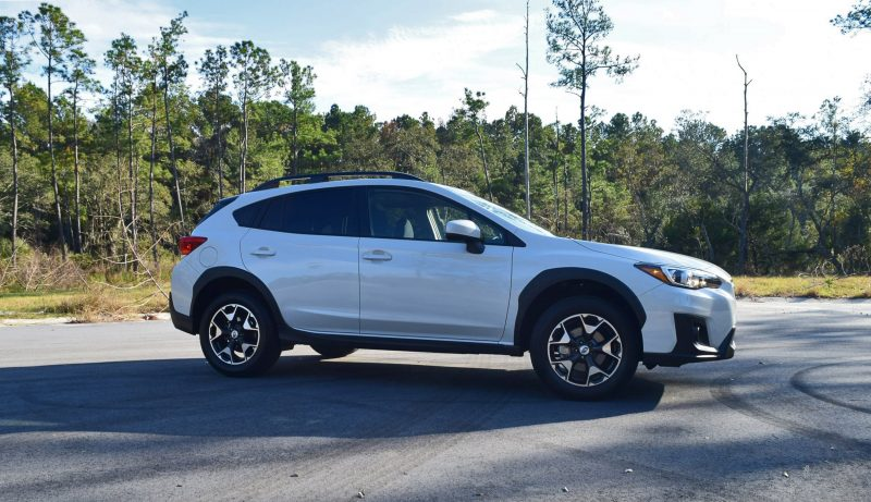 2018 Subaru CrossTrek Review 8