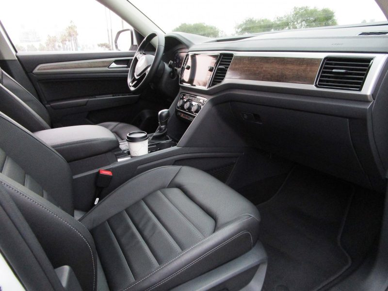 2018 VW Atlas Interior 12