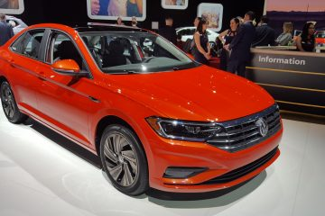 2019 Volkswagen Jetta Brings More Technology & Style To NAIAS 2018