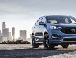 Ford Reveals 2019 Edge, ST Model Emerges For Weekend Track Adventures [Video]