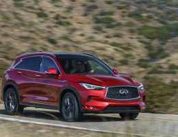 Road Test Review: 2019 Infiniti QX50 (AWD) – By Carl Malek