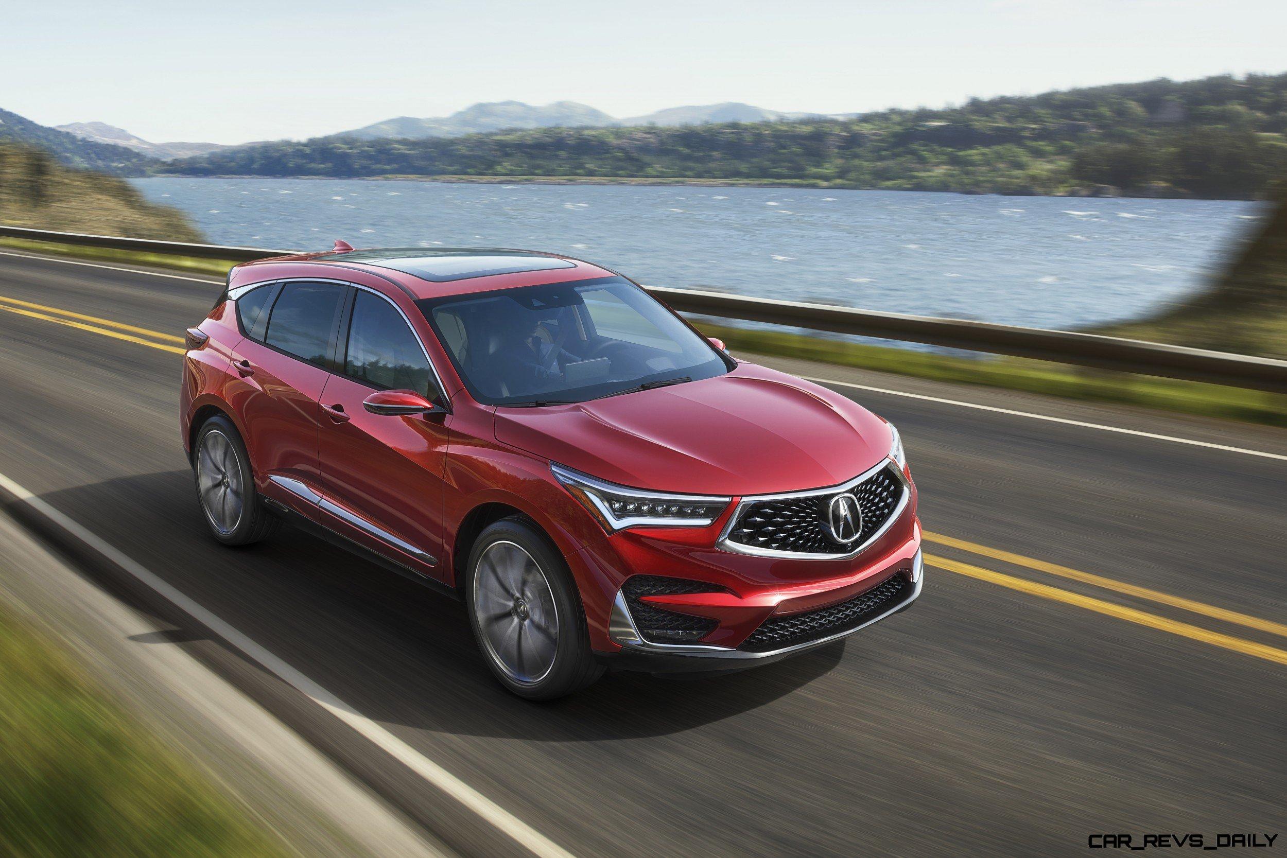 Acura Shapes Its Future With Stylish 2019 RDX Prototype