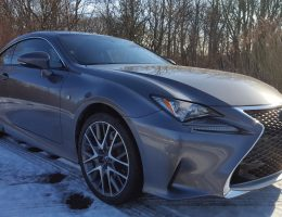 Road Test Review – 2017 Lexus RC 350 F-Sport (RWD) – By Carl Malek