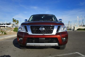 2018 Nissan Armada Platinum 4WD – Road Test Review – By Ben Lewis