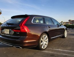 2018 Volvo V90 T6 AWD Inscription – Road Test Review – By Ben Lewis
