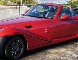 Mitsuoka Motors Unveils MX-5 Based Himiko Roadster