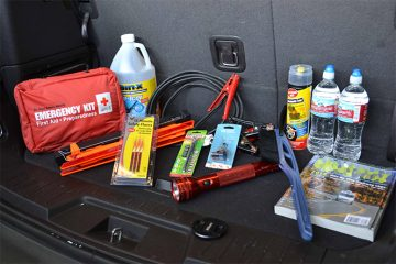 10 Things to Always Keep in your Car