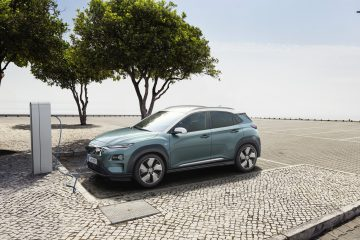 Hyundai Unveils Kona EV, Promises 292 Miles Of Driving Range [Video]