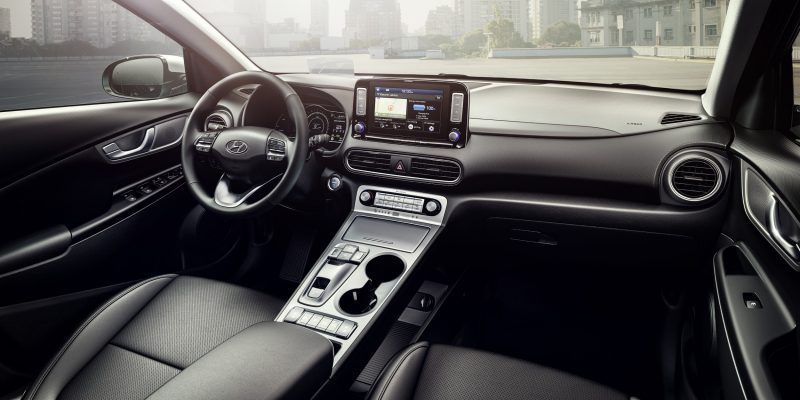 hyundai-kona-electric-2018 interior 1
