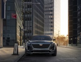 Cadillac Reinvents Itself With All New CT6, V-Sport Packs 626 lb-ft of Torque