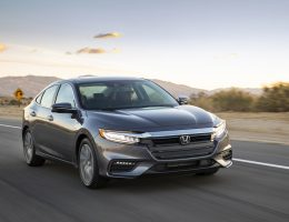 2019 Honda Insight Hybrid Revealed, Brings 55 MPG And Refinement To Hybrid Sedan Ranks