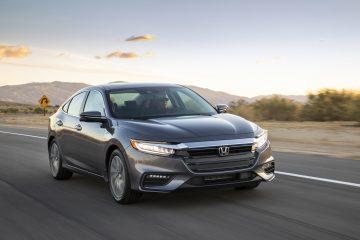 2019 Honda Insight Hybrid Revealed, Brings 55 MPG And Refinement To Hybrid Sedan Ranks