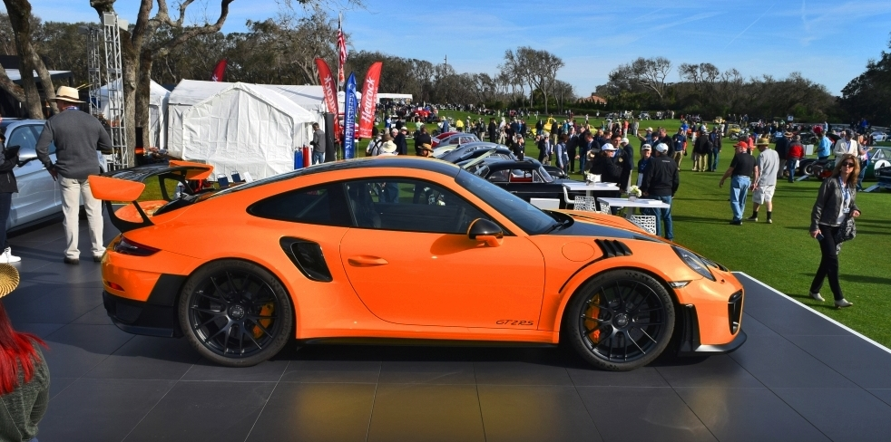 2019 Porsche 911 Gt2 Rs Detailed Photoset At Amelia 2018
