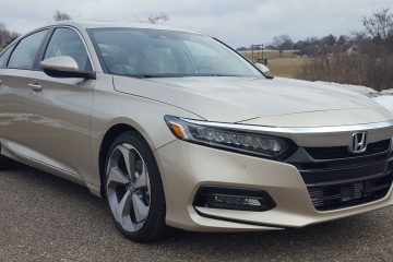 Road Test Review – 2018 Honda Accord Touring (1.5 liter) – By Carl Malek