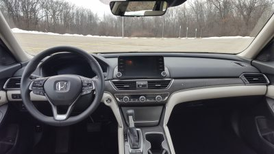 Road Test Review - 2018 Honda Accord Touring (1 5 liter) - By Carl