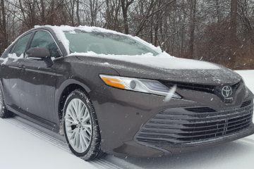 Road Test Review – 2018 Toyota Camry XLE – By Carl Malek