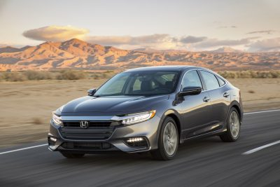 2019 Honda Insight Makes its Global Debut