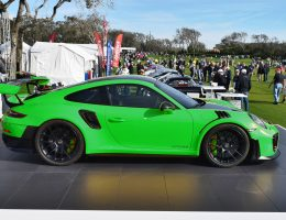 2019 Porsche 911 GT2 RS – Detailed Photoset at Amelia 2018