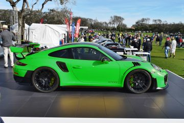 2019 Porsche 911 GT2 RS – Detailed Photoset at Amelia 2018