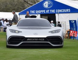 2018 Mercedes-AMG Project ONE – Amelia Island Concours 2018 Photoset