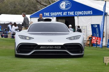 2018 Mercedes-AMG Project ONE – Amelia Island Concours 2018 Photoset