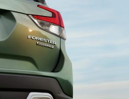 2019 Subaru Forester Teased Ahead Of New York Debut