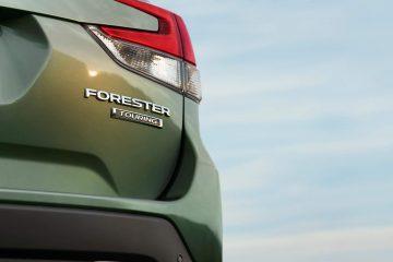2019 Subaru Forester Teased Ahead Of New York Debut