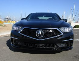 2018 Acura RLX Sport Hybrid SH-AWD – Road Test Review – By Ben Lewis