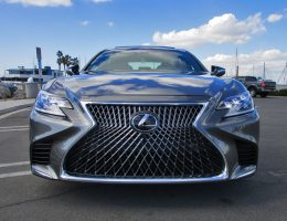2018 Lexus LS500 RWD with LLS+A – Road Test Review – By Ben Lewis