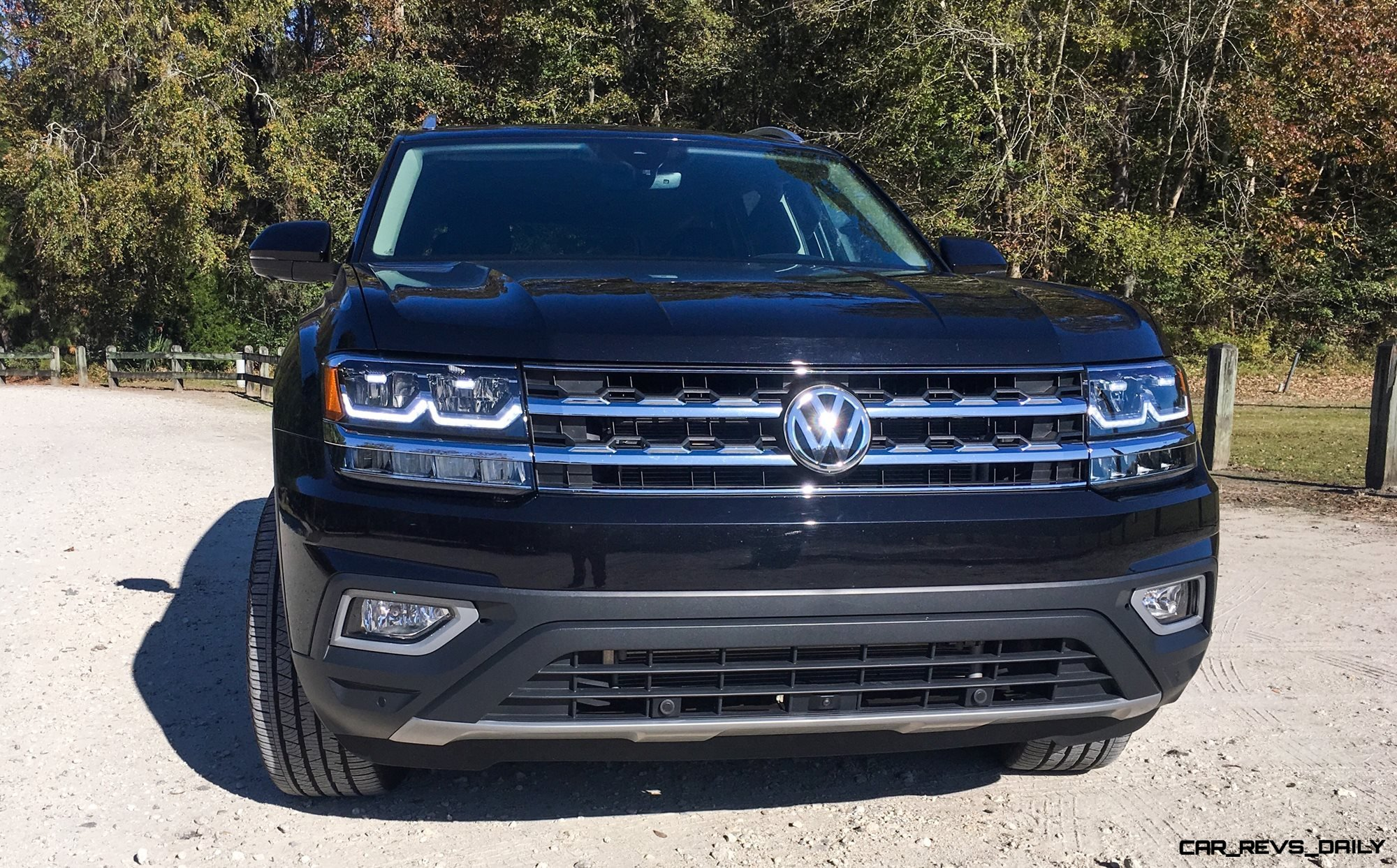 2018 VW Atlas V6 SEL Premium w/ 4Motion - Road Test Review +