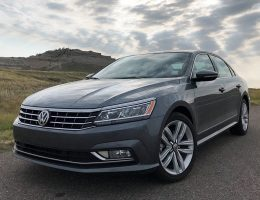 2017 VW Passat 1.8T – Road Test Review – By Tim Esterdahl
