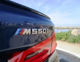 2018 BMW M550i xDrive Sedan – Road Test Review – By Ben Lewis