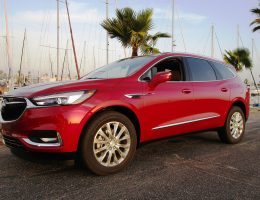 2018 Buick ENCLAVE Premium AWD – Road Test Review – By Ben Lewis