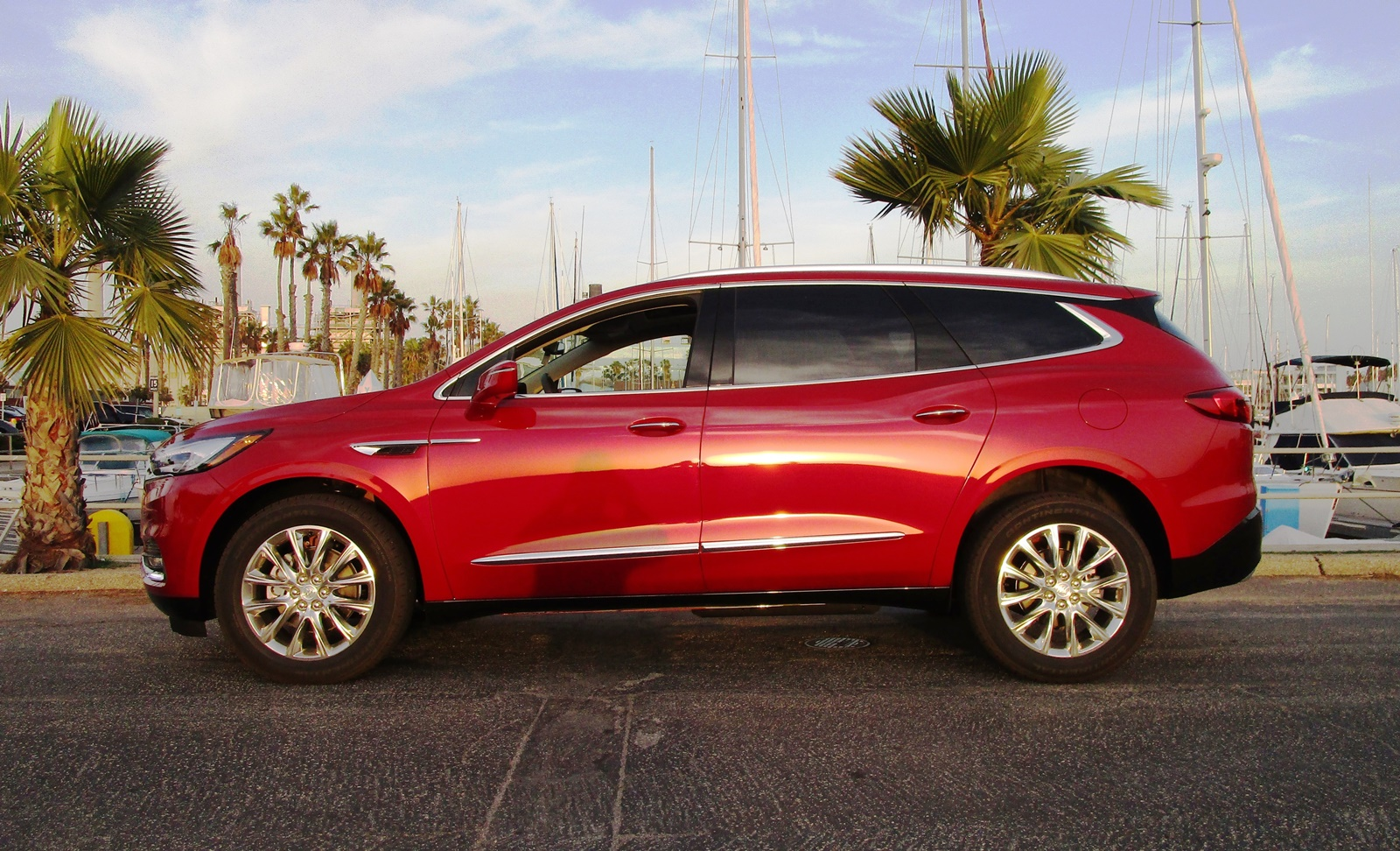 2018 buick enclave premium awd road test review by ben lewis. Black Bedroom Furniture Sets. Home Design Ideas