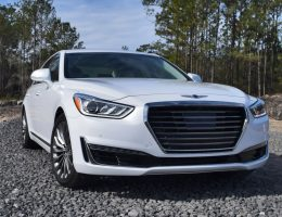 2018 Genesis G90 5.0 V8 RWD – Road Test Review