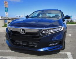 2018 Honda Accord Touring 2.0T – Road Test Review – By Ben Lewis