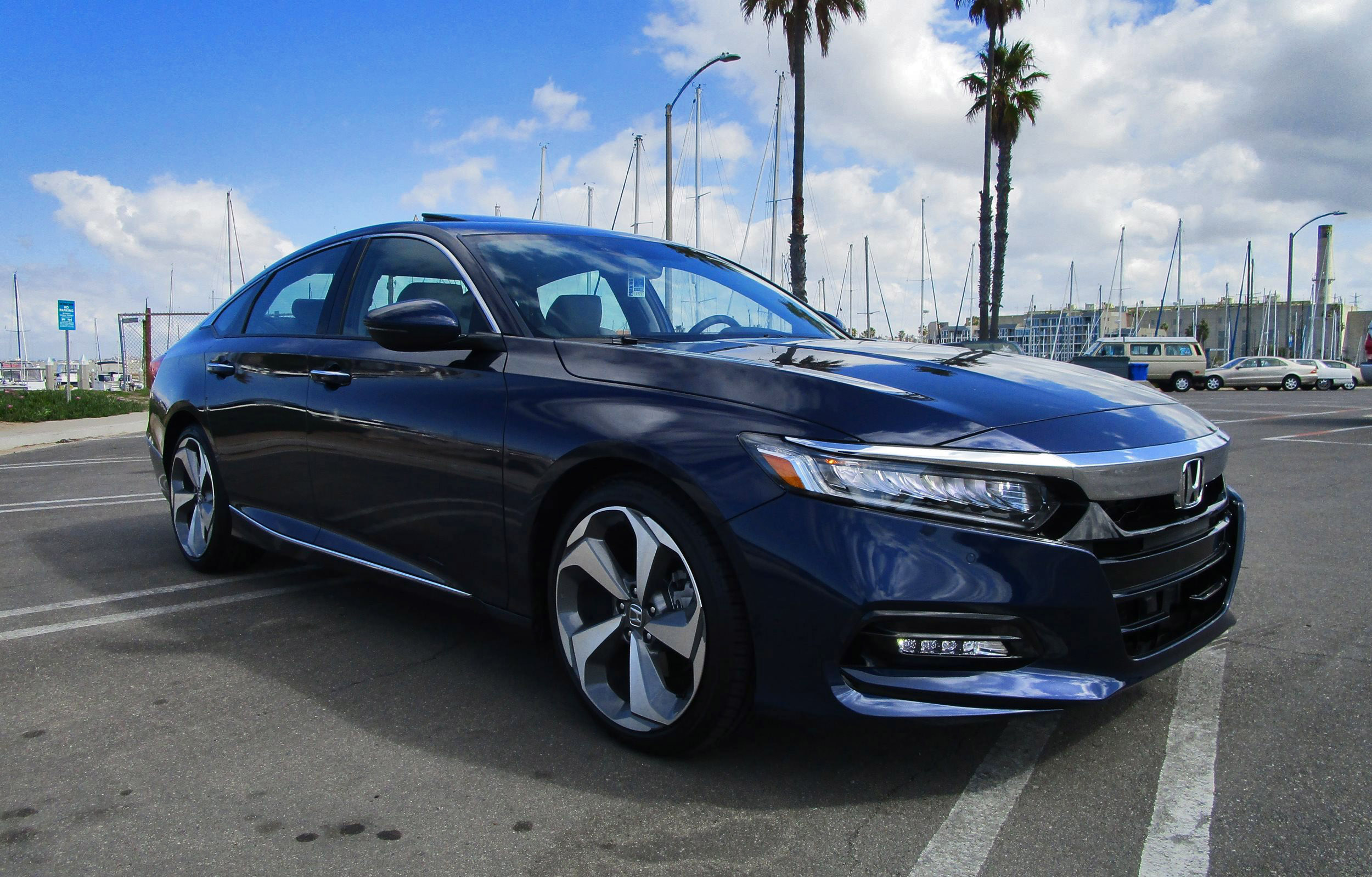2018 Honda Accord Touring 2.0T - Road Test Review - By Ben ...