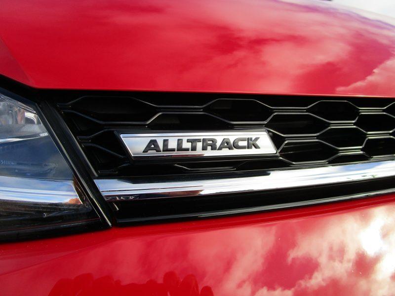 2018 VW Golf Alltrack Exterior 4