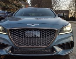 Road Test Review – 2018 Genesis G80 3.3T Sport – By Carl Malek