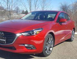 Road Test Review- 2018 Mazda 3 Grand Touring (Sedan) – By Carl Malek