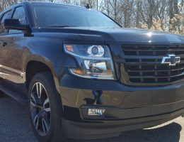 Road Test Review – 2018 Chevrolet Tahoe RST – By Carl Malek