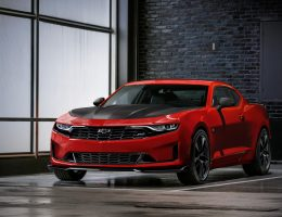 2019 Chevrolet Camaro Brings New Vigor To Muscle Car Wars, 1LE Four Cylinder Package Debuts