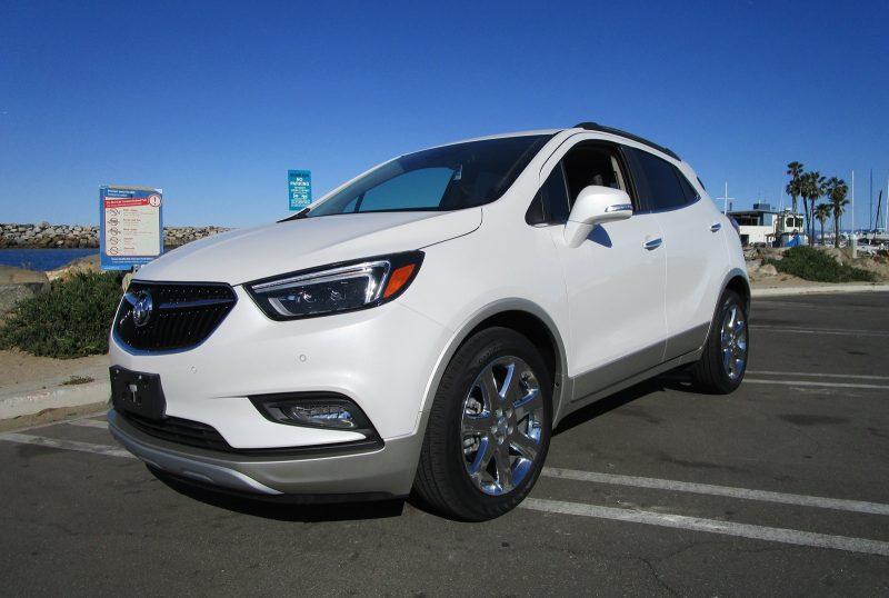 2018 Buick Encore Premium Fwd Road Test Review By Ben