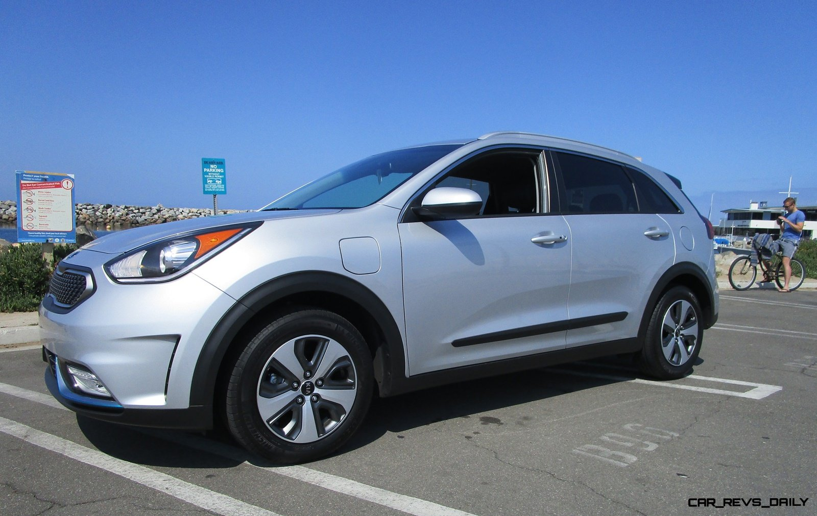 2018 kia niro phev lx 240mpg road test review by ben lewis. Black Bedroom Furniture Sets. Home Design Ideas