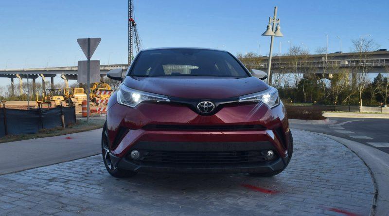 2018 Toyota C-HR XLE Premium R-Code 1